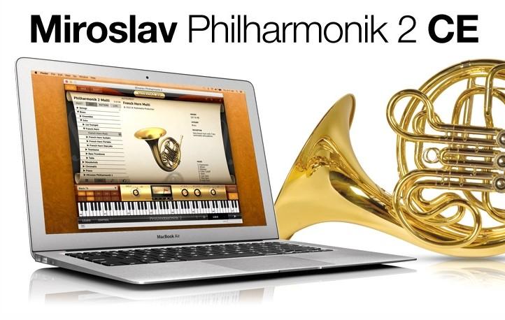 Miroslav Philharmonik 2 の使い方【レビュー】